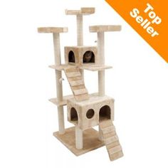 ... cat cat trees cat scratching posts large cat trees rapunzel cat tree #cattower - More about Cat Tower at - Catsincare.com!