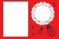 Let's Party - Ladybug - Onofer-Köteles Zsuzsánna - Picasa-Webalben Happy Birthday Signs, Happy Birthday Messages, Happy Birthday Greetings, Birthday Cards, Baby Ladybug, Ladybug Party, Free Printable Birthday Invitations, Personalized Picture Frames, Blogger Templates