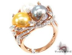 I Really Like pearl engagement rings