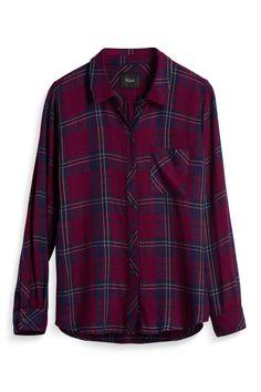 Plaid Shirt by Rails
