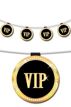 Guirlande cinéma VIP