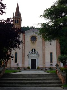 Monteortone. Santuario della Madonna della Salute..e il sorriso si sa, è la migliore medicina!  #SagradelSorriso