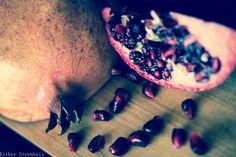 #fruit #photography #food #pomgranate #macro