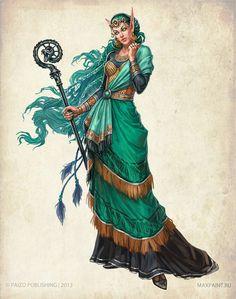 Magyra Liamoira- Serpente do mar