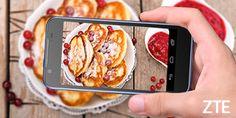 Sizde yemeden önce fotoğrafını çekenlerden misiniz? #ZTE #ZTETurkiye #TomorrowNeverWaits #Global #Teknoloji #Telefon #Smart #Selfie #Eglence #Eglen #Keyif #Yemek #Tatli #Foto #Fotograf