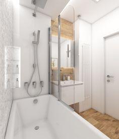 Přírodní koupelna NELLY - vizualizace