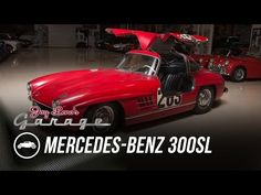 1955 Mercedes-Benz 300SL Gullwing Coupe – Ultimate Edition - Jay Leno's Garage - YouTube