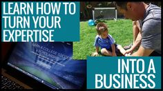 HOW TO TURN YOUR KNOWLEDGE AND EXPERTISE INTO A BUSINESS? with CHALENE J...
