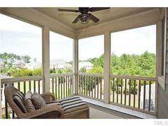 Bolton Grant Dr (Cary, NC): master bedroom balcony