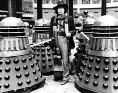 You may be a doctor. But I'm the Doctor. The definite article, you might say.  — The Fourth Doctor in 1974