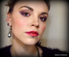 Contest L'Oréal: Tutorial Color Clash | Martina