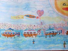 1° classificato 2012 - cat. 8-10 anni  Chiara Di Roberto