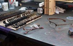 Lucas De Staël: Made in Paris Eyewear Paris Fashion, Eyewear, Artisan, Glasses, Luxury, How To Make, Handmade, Style, Swag