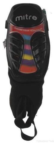 Mitre Shin Guards Chameleon Protection Soccer Adult Color Inserts Anklet Bottle - FUNsational Finds - 1