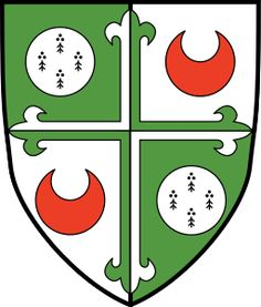Girton crest.svg Girton was England's first residential college for women