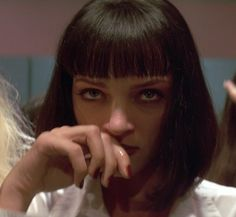 """""""That's when you know you've found somebody special. When you can just shut the fuck up for a minute and comfortably enjoy the silence."""" -Mia Wallace, Pulp Fiction"""