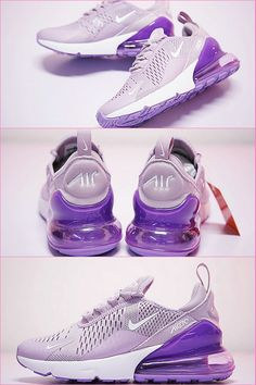 check out a8cd8 240b0 Nike Air 270 Flyknit Purple AH8050 510 Sneakers Womens Running  Shoes-newjordanstores.com Kobe