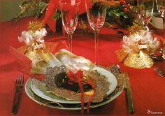 L' Albero di Natale: una tavola di Pizzi e Merletti