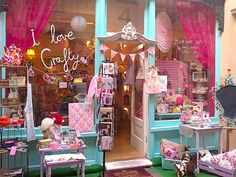 I Love Crafty storefront
