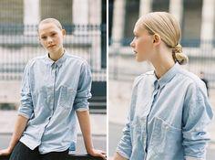 Vanessa Jackman: Paris Couture Fashion Week AW 2012/13...Lisa