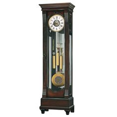 Howard Miller Leyden Grandfather Clock 611-198
