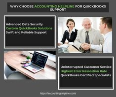 Our QuickBooks Pro Advisors helps in training, setup, troubleshooting and consulting on latest QuickBooks products & services. Quickbooks Payroll, Quickbooks Online, Data Conversion, Programming Tools, Call Support, Sql Server, Accounting Software, Application Design, Business Organization