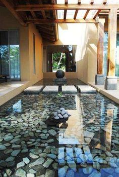 Indoor Water Feature Ideas - Sofa Workshop