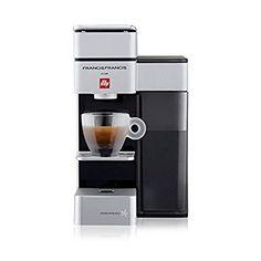 Illy Francis Y5 Iperespresso Espresso Coffee Satin Finish Review