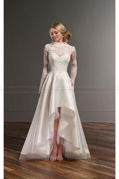 Martina Liana Lace And Silk Skirt Wedding Separates Style Carter + Jude + Sia