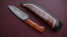 Matt Bailey Knives- great looking custom knife
