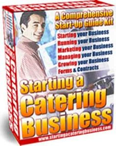 Beginning a Catering Business Launch Guide Package - https://glimpsebookstore.com/beginning-a-catering-business-start-up-guide-package/