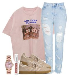 """""""whatta man"""" by vibrant-but-vexed-virg0 ❤ liked on Polyvore featuring Topshop, Yves Saint Laurent, Madewell and Juicy Couture"""