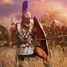 Sweet! Ancient Sparta, Ancient Rome, Ancient Greece, Greek History, Ancient History, Military Art, Military History, Greco Persian Wars, Greek Soldier