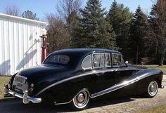 1958 Bentley Saloon by Hooper (chassis BLC2, design 8523)