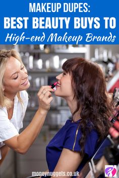Are you looking to save money on makeup? Find out our best beauty buys on budget with these high-end makeup dupes and start saving today.
