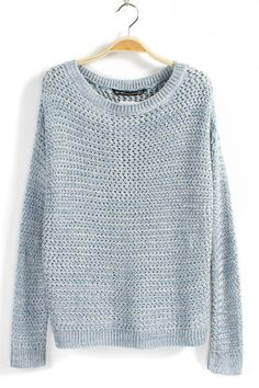 Back Vent Snug Cable-knit Sweater