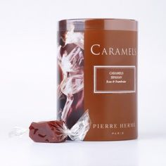 Caramels Ispahan - Rose and Raspberry Caramels from Pierre Herme.