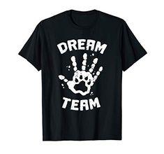 Perfektes T-Shirt für alle Hundebesitzer!  #Hund #Haustier # Vierbeiner #Hundeliebe #Hundeliebhaber #Spruch #Werbung Dream Team, Mens Tops, Fashion, Fashion Styles, Dog Owners, Advertising, Clothing, Moda, Fashion Illustrations
