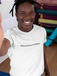 Black Lives Matter Unisex T -shirt Shirt Price, Unisex, Fitness, Cotton, T Shirt, Retail, Life, Black, Colors