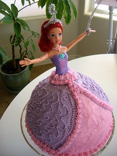 Twice a year I bake a cake. No, wait. Twice a year I decorate cakes. Sometimes I just bake them and I don't decorate them.   Yes, I coul...