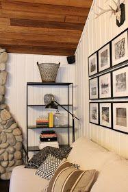 My Sweet Savannah: ~new bookshelves & how to style them~ Bookshelf Styling, Bookshelves, Bookcase, Photo Displays, Savannah, Diy Projects, Decorating, Sweet, Photos
