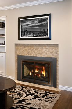 Stupendous 24 Best Gas Inserts Images In 2017 Fireplace Inserts Gas Interior Design Ideas Clesiryabchikinfo