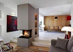 Cheminées personnalisées à gaz - Annecy Argonay, Aix les Bains, La Roche sur Foron, Bonneville | AU COIN DU FEU
