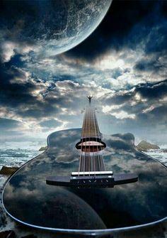 ideas music tattoo guitar life for 2019 Music Guitar, Cool Guitar, Playing Guitar, Ukulele, Acoustic Guitar Art, Musik Wallpaper, Tumblr Wallpaper, Acoustic Guitar Photography, Photography Music
