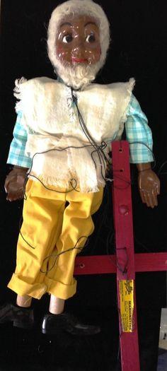 http://www.ebay.com/itm/Vintage-Hazelle-Marionette-Black-Americana-Bearded-Talking-Old-Man-MINT-/171398361095?pt=Vintage_Antique_Toys_US