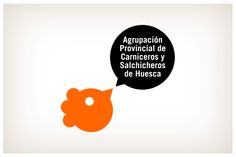 Carniceros Salchicheros. © 2012 Veintiocho Estudio Creativo. #logotipo #logotype #veintiocho