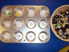 Lots of great number sense activities for Kindergarten