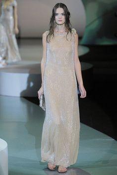 Giorgio Armani Spring 2009 Ready-to-Wear Fashion Show