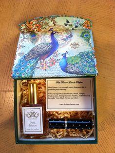 Natural Perfume Gift Box Gift boxluxury natural by JoAnneBassett