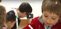 Je suis heureux d'avoir découvert ce reportage diffusé sur France 2 qui présente un florilège  de techniques qui facilitent l'apprentissage des enfants et des ados.